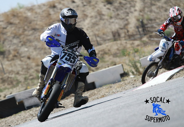 Spportbike Fundamentals Socal Supermoto 8/8/15